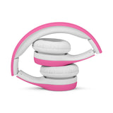 LilGadgets Connect+ Children Wired Headphones - Pink