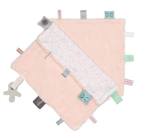 Snoozebaby - Sweet Dreaming Cuddle Cloth - Orchid Blush