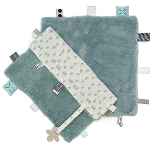 Snoozebaby - Sweet Dreaming Cuddle Cloth - Grey Mist