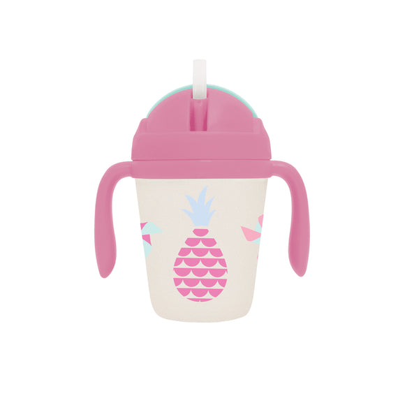 Penny Scallan Design - Bamboo Sippy Cup Pineapple Bunting