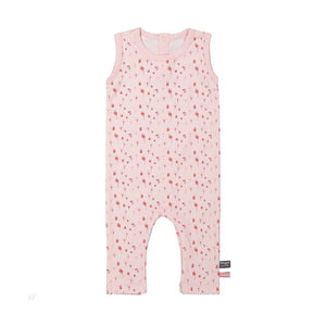 Snoozebaby - Suit Sleeveless - Spring Powder Pink