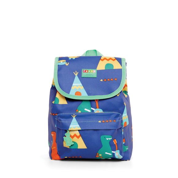 Penny Scallan Design - Top Loader Backpack Dino Rock
