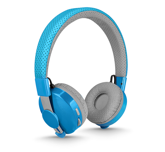 LilGadgets Untangled Pro Children Bluetooth Headphones - Blue
