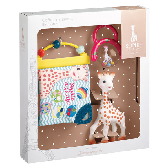 Sophie la girafe Deluxe Birth Gift Set