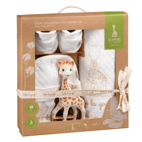 Sophie la girafe So'pure Birth Set