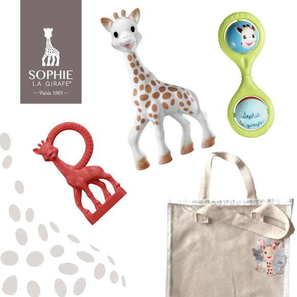 Sophie la girafe Made in France Holiday Bag