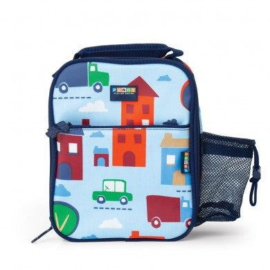 Penny Scallan Design - Bento Cooler Bag with Pocket - Big City
