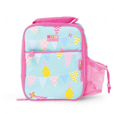 Penny Scallan Design - Bento Cooler Bag with Pocket - Pineapple Bunting