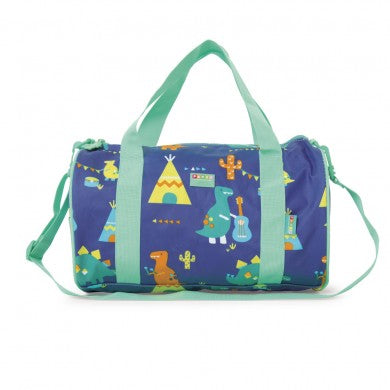 Penny Scallan Design - Kid's Duffle Bag - Dino Rock