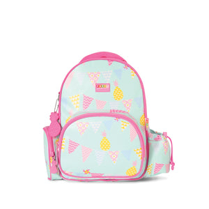 Penny Scallan Design - Medium Backpack - Pineapple Bunting
