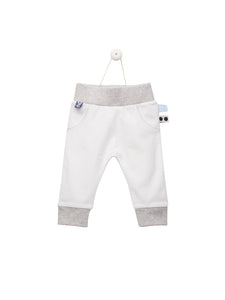 Snoozebaby - Suave Pants - White
