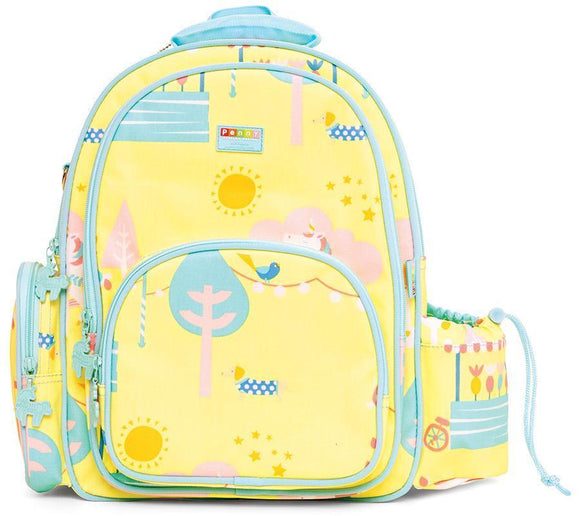 Penny Scallan Design - Large Backpack - Park Life