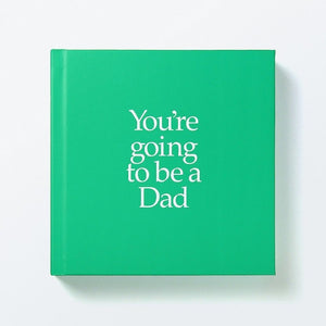 You're Going to be a Dad Book & Gift