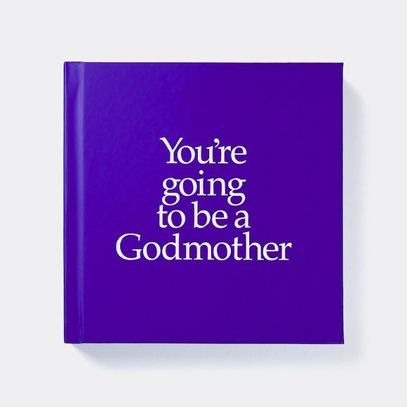 You're Going to be a Godmother Book & Gift