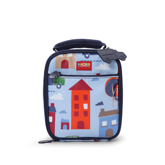 Penny Scallan Design - Lunchbox School Bag - Big City