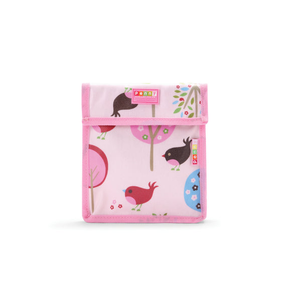 Penny Scallan Design - Snack Bag - Chirpy Bird