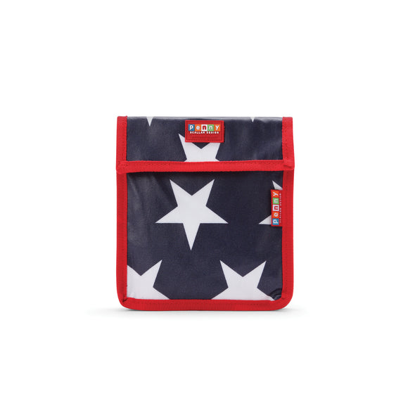 Penny Scallan Design - Snack Bag - Navy Star