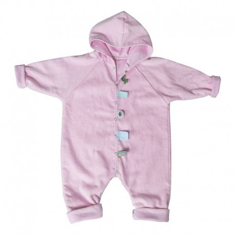 Snoozebaby - Bathsuit - Powder Pink