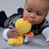 Pacifier Holder - Flo the Cuddling Duckling