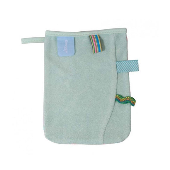 Washing Glove - Organic Mint