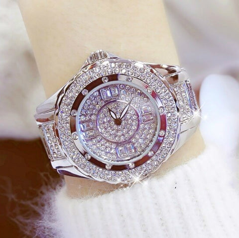 Bling Rhinestone Women's Watches -colorulife.com