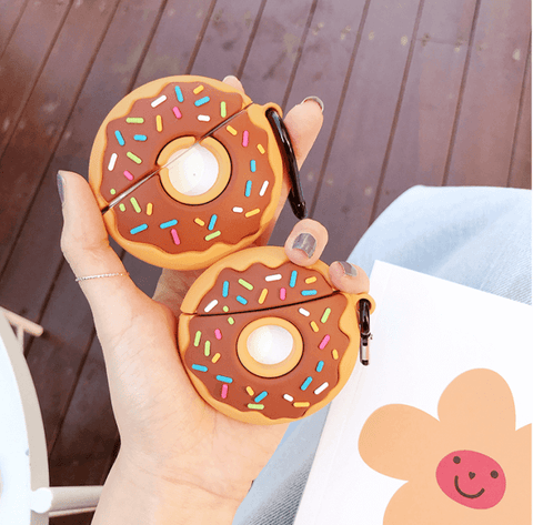 Donuts Airpod Case Food