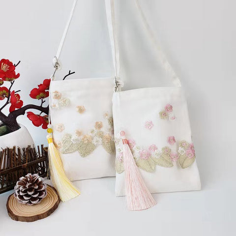 Flower Phone Bag