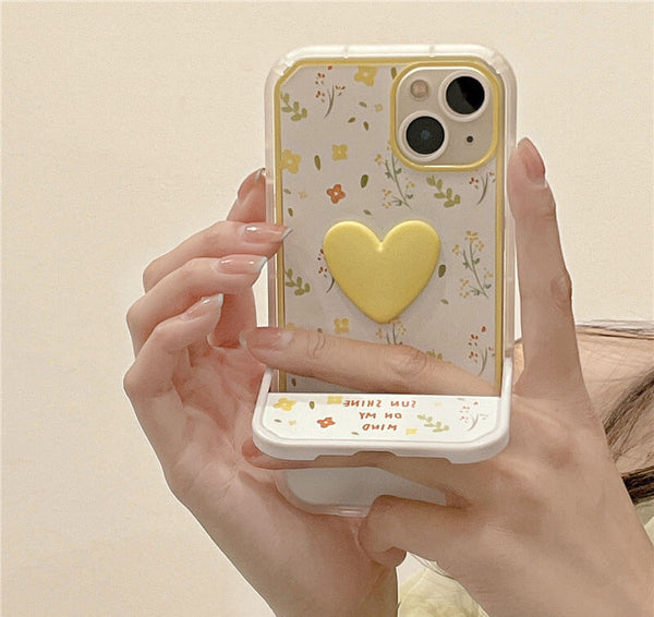Floral iPhone 12, 12 Mini, 12 Pro and iPhone 12 Pro Max Case