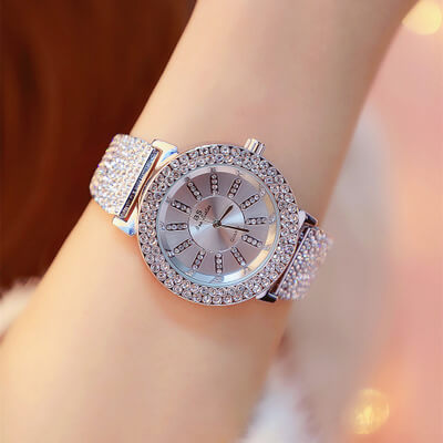 Fashionable Rhinestone Women's Watches - colorulife.com