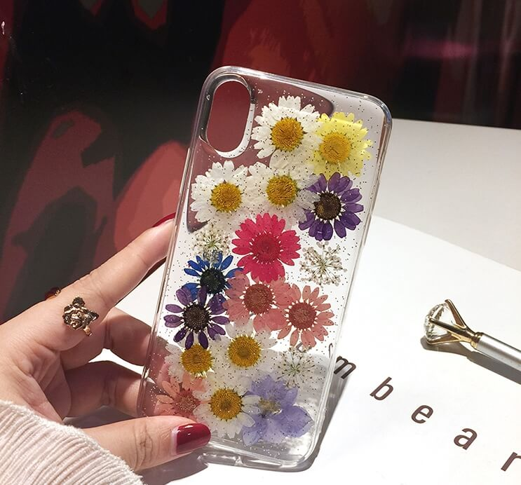 Press Flower iPhone 12 Pro Case