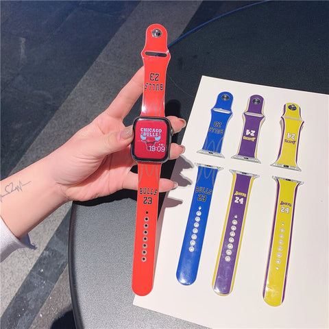 Bulls Apple Watch 6 Bands