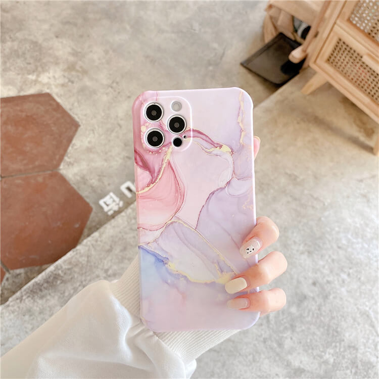 Marble iPhone 12 Pro Max Designer Case