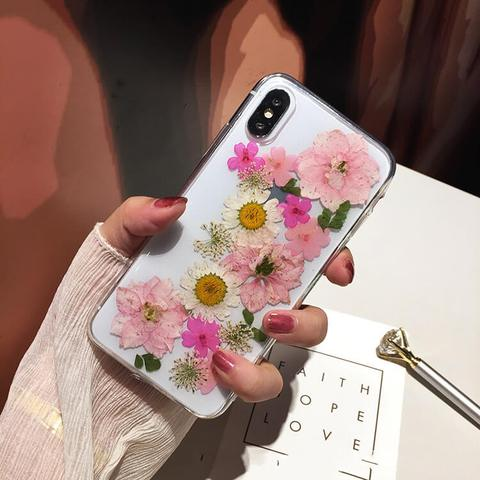 Pressed Flower iPhone 11 Case