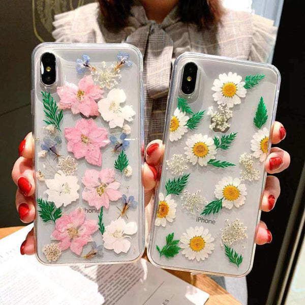 Pressed Flower iPhone 12 Pro Max Case