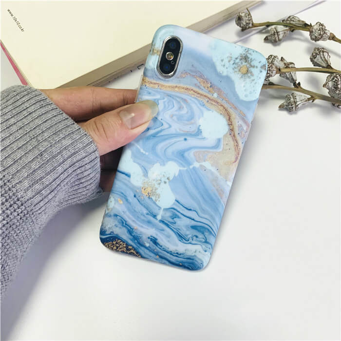 Wave pattern iPhone 11 Case