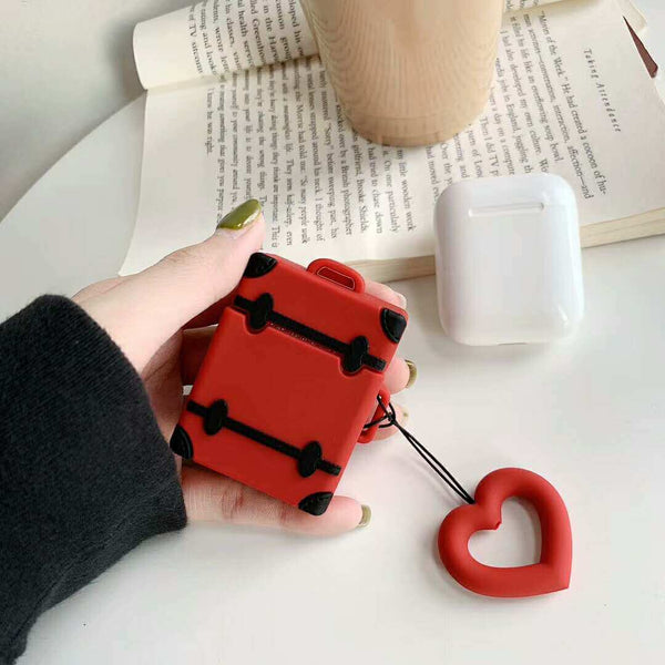 Cute Trunk AirPods Silicone Case Cover