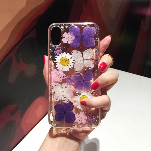 Pressed Flower iPhone 11 Case ideas
