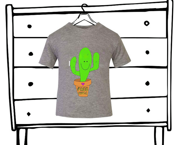 Love Frankie 'MR PRICKLE PANTS' UNISEX TEE