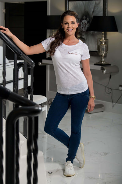LADIES 'PERSONALISED' TEE