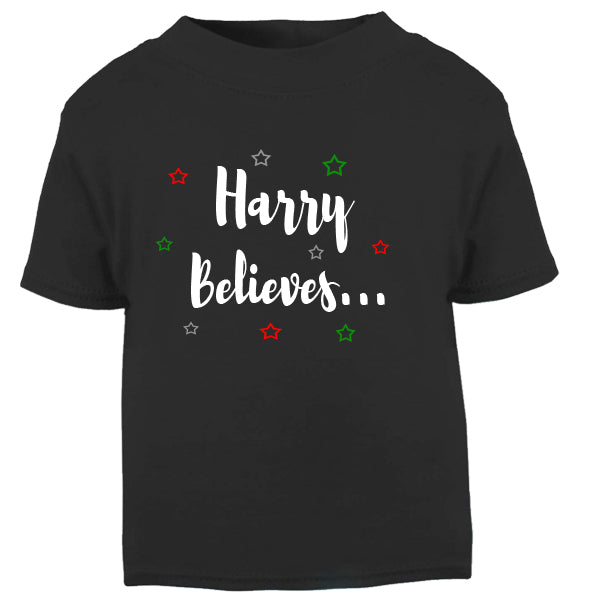 'PERSONALISED' KIDS CHRISTMAS TEE...