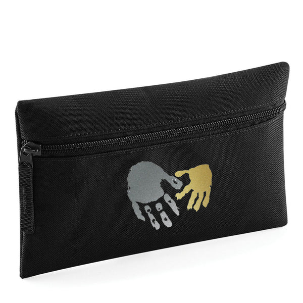 HANDPRINT PENCIL CASE