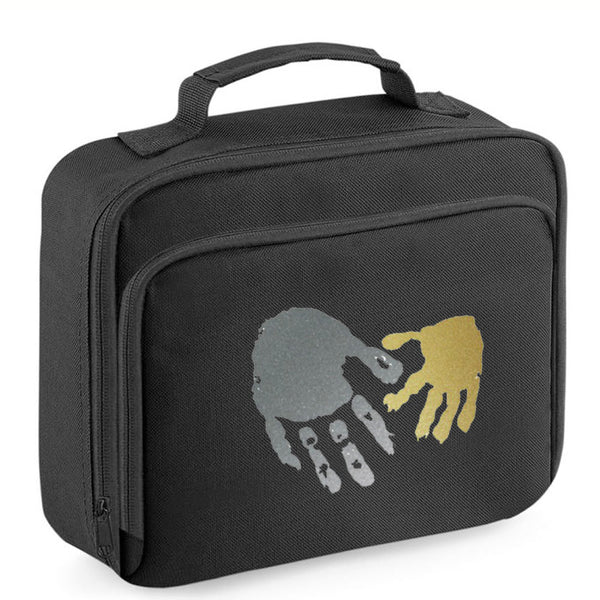HANDPRINT LUNCH COOLER BAG