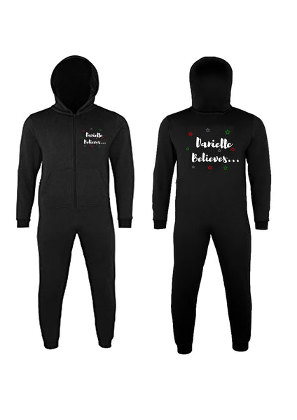 'PERSONALISED KIDS CHRISTMAS ONESIE'...