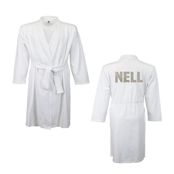 CHILDREN'S 'PERSONALISED DRESSING GOWN'