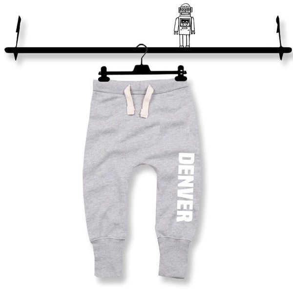 'PERSONALISED BABY JOGGERS'