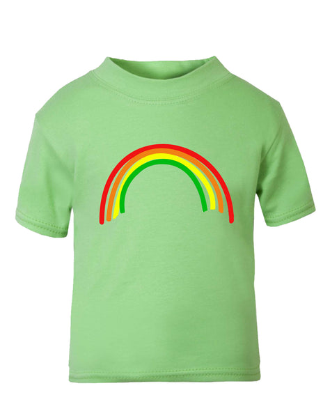 'SOMEWHERE OVER THE RAINBOW' UNISEX TEE