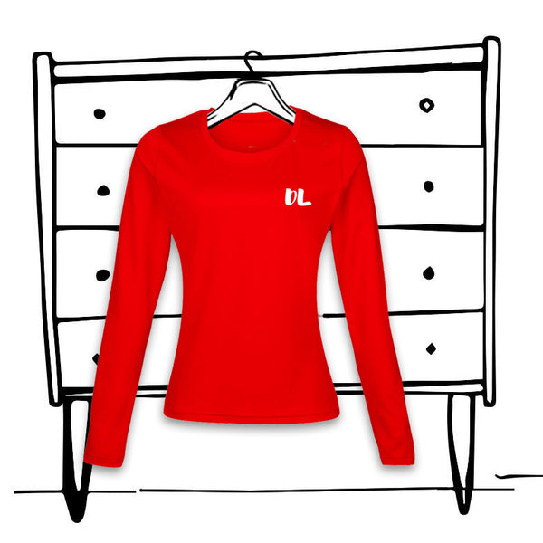 'PERSONALISED' LONG SLEEVED BASE LAYER...