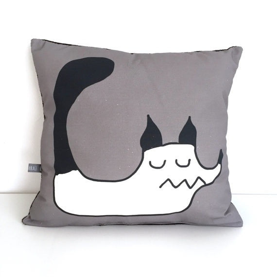 'BAD WOLF' - PILLOW