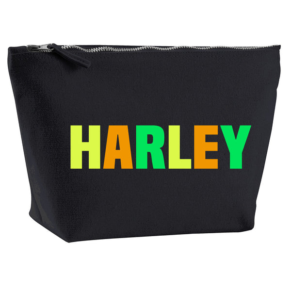 'PERSONALISED MAKE UP/TOILETRY BAG'