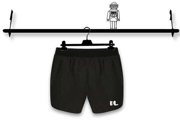 'PERSONALISED' ACTIVE SHORTS...
